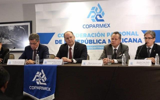 Inseguridad jurídica afecta al crecimiento económico: Coparmex - Foto de @Coparmex
