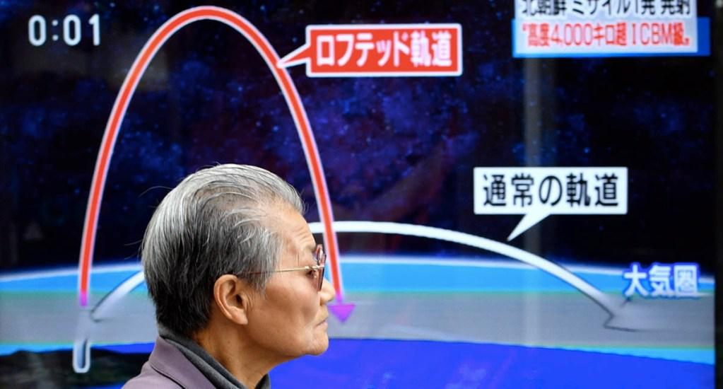 Corea del Norte lanza dos proyectiles desde su costa oriental - Corea del Norte lanzamiento proyectiles