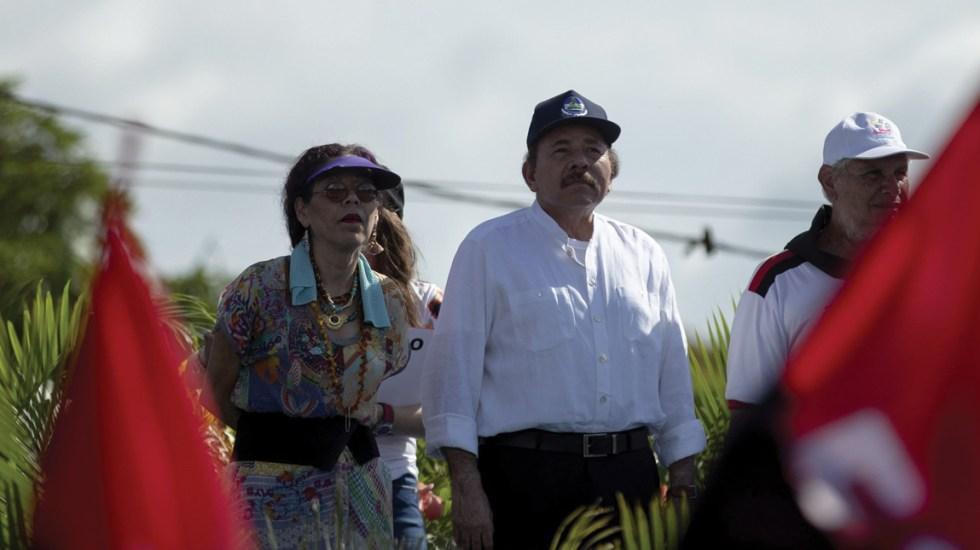 Legisladores estadounidenses piden sanciones contra Daniel Ortega - Foto de EFE