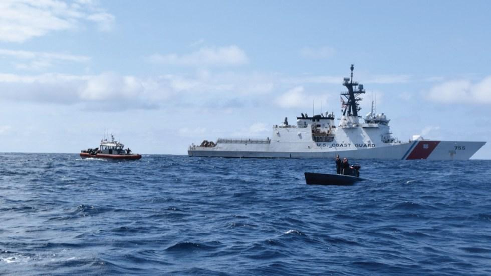 #Video Guardia Costera decomisa submarino cargado de droga - Foto de Guardia Costera