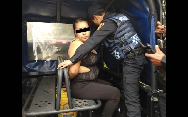Vinculan a proceso a asesina de israelíes en Artz Pedregal - Detenida balacera Artz Pedregal