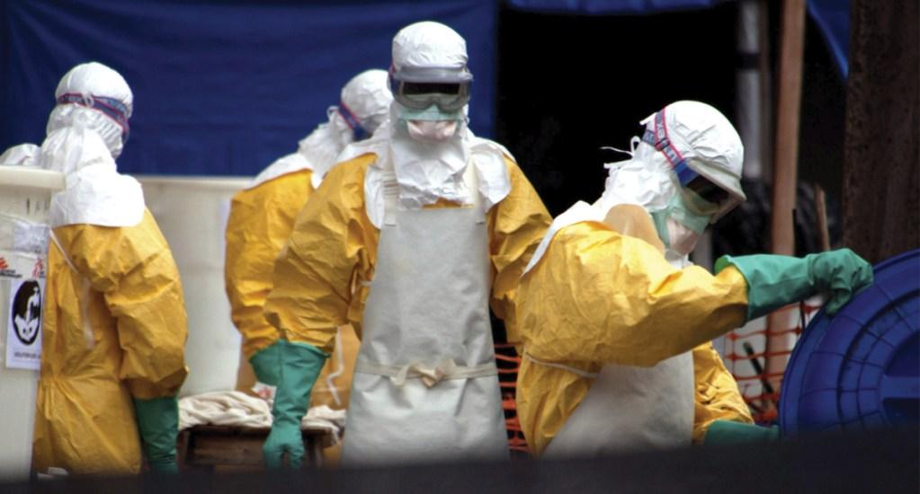 Ébola causa 32 muertos en 74 casos en el noroeste de la República Democrática del Congo - Foto de EFE