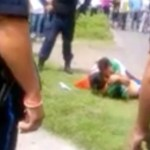 #Video Abaten a presunto delincuente en Ecatepec, padre llora su muerte