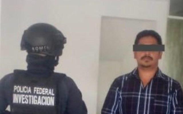 Detienen a 'El Ganso', presunto operador de Los Zetas en Tamaulipas - El Ganso Los Zetas Tamaulipas