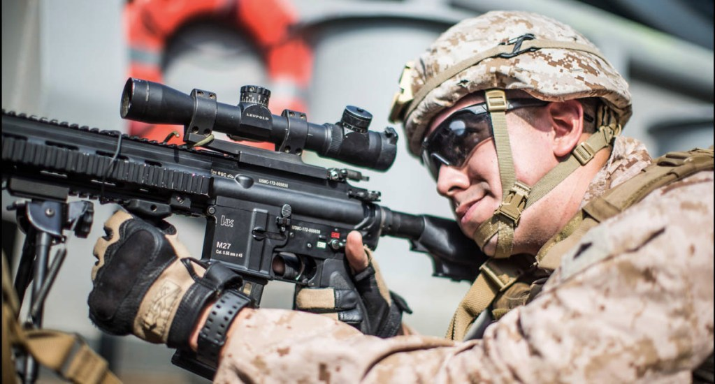 Pentágono anuncia el envío de tropas adicionales al Golfo Pérsico - Estados Unidos Arabia Saudita Irán