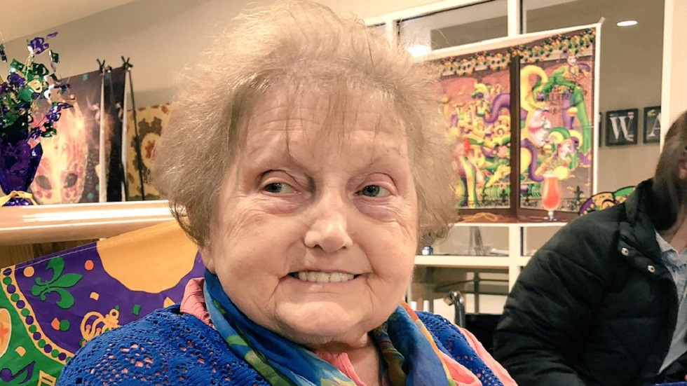 Muere Eva Kor, víctima de experimentos durante el Holocausto - Eva Kor. Foto de @EvaMozesKor