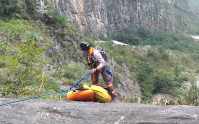 Muere excursionista al escalar Pico Cuauhtémoc, en Monterrey - excursionista cerro de las mitras monterrey