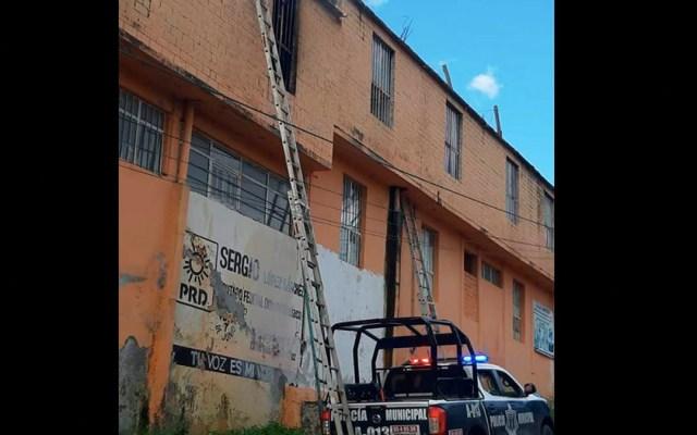 Mueren una mujer y dos niños al explotar tanque de gas en Oaxaca - explosión tanque de gas oaxaca