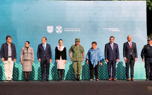 Fiscalía General de Justicia capitalina entrará en funciones en 2020 - Fiscalía General Ciudad de México