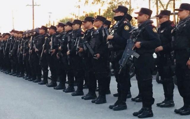 Gobierno de Nuevo León asume seguridad en municipio de Juárez - Foto de @SSPNuevoLeon