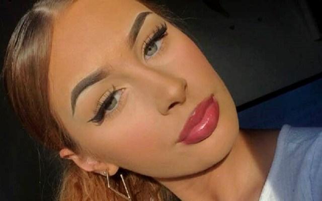 Golpean a joven de 18 años por rechazar a sujeto en la calle - Gabrielle Walsh fue golpeada por un hombre a quien rechazó, en Inglaterra. Foto de @gabrielle.walsh2