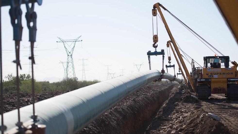 Avanza mesa de conciliación entre la CFE y empresas por gasoductos - Gasoductos 2