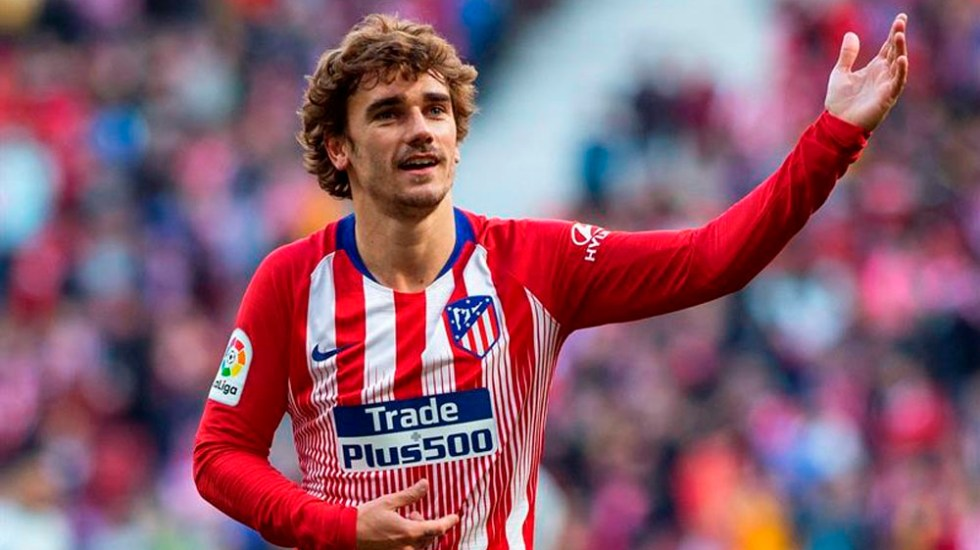 Atlético de Madrid considera insuficiente pago de cláusula de Griezmann - Griezmann