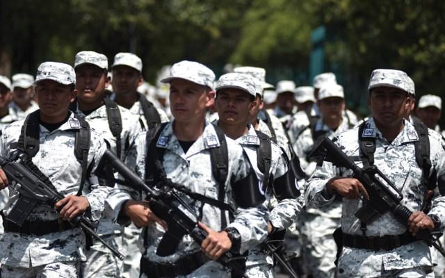 Guardia Nacional no tendrá presencia permanente en Tepito: Jesús Orta - Foto de Notimex