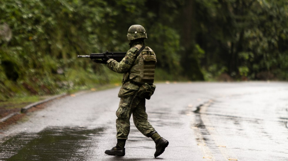 Guardia Nacional entrará a Ciudad de México hasta 2020, asegura Claudia Sheinbaum - Foto de Notimex-Ernesto Álvarez.
