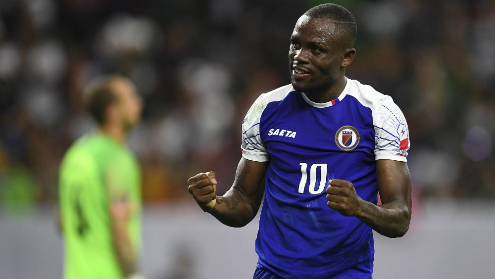 Haití se juega ante México su patrocinio de uniformes - Foto de Mexsport