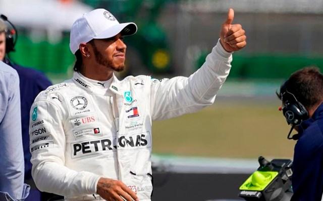 Hamilton logra la pole del Gran Premio de Alemania - hamilton gp de alemania
