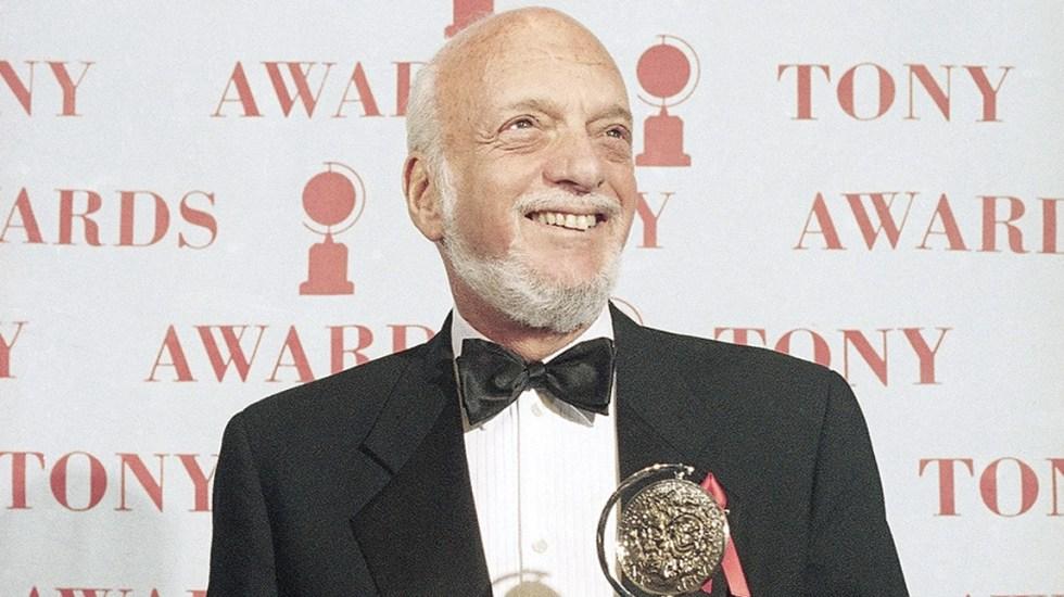 Murió Harold Prince, productor de Broadway - Foto de Variety