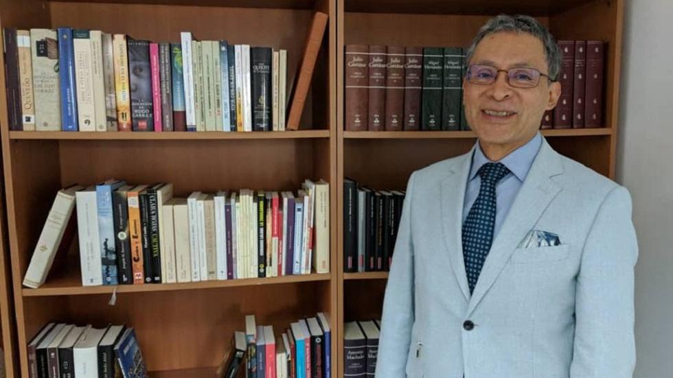 Muere el embajador de México en Haití - Héctor Rodríguez Arellano, embajador de México en Haití. Foto de @embajadamexico.enhaiti.1
