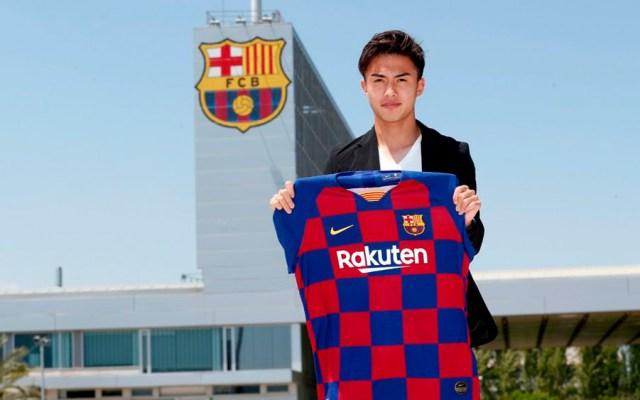 Barcelona contrata al japonés Hiroki Abe para su filial - HirokiAbe barcelona