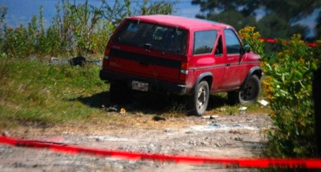 Fiscalía de Michoacán rechaza que Zenaida Pulido fuera activista - Zenaida Pulido