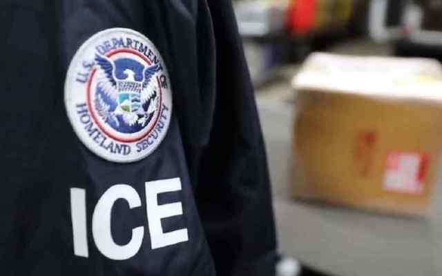 ICE detiene a seis personas en complejo de departamentos en Houston - Foto de ICE Gov.