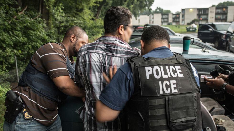 ICE detiene a 680 migrantes en Mississippi - Foto de Facebook/ ICE Gov.