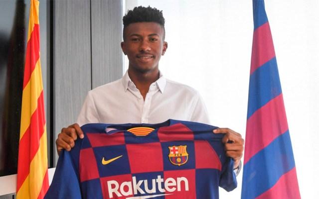 Brasileño de 18 años llega al Barcelona - igor barcelona