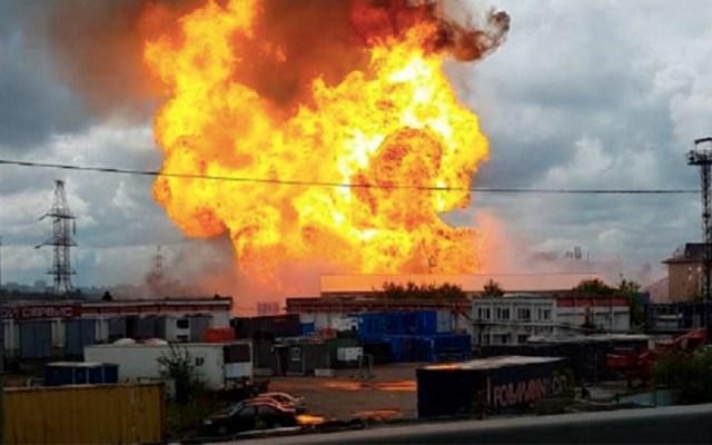 Incendio en termoeléctrica de Rusia deja al menos siete heridos - incendio termoeléctrica rusia