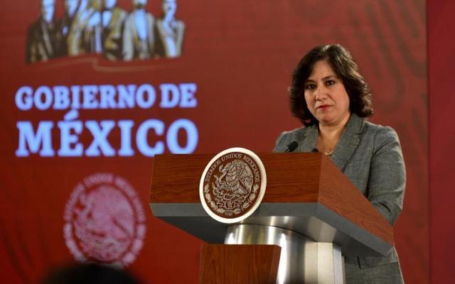 Función Pública confirma siete investigaciones contra exdelegado Carlos Lomelí - Irma Sandoval. Foto de @SFP_mx