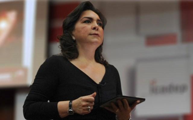 Ivonne Ortega pide sanción a priistas que favorecieron a Morena en BC - Ivonne Ortega