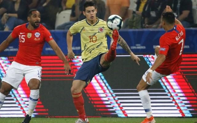 Contratación de James depende mucho del presidente del Real Madrid: Gil Marín - Foto de Mexsport