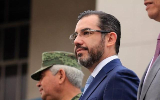 Carlos Jiménez denuncia amenaza del titular de la SSC-CDMX - SSC
