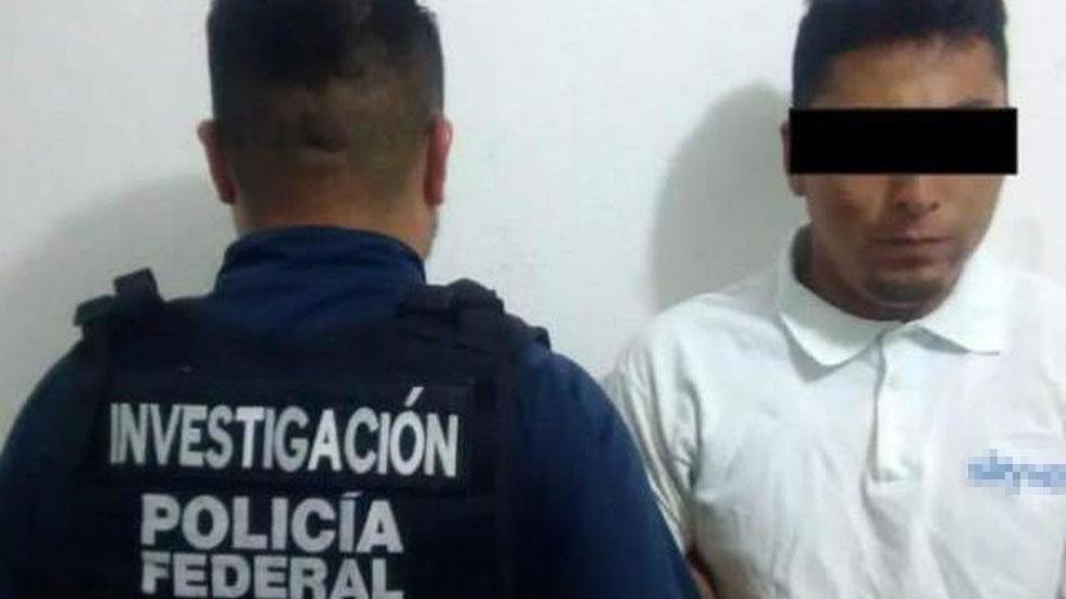 Detienen a 'El tacubayo' por cuatro delitos en Tabasco. Noticias en tiempo real
