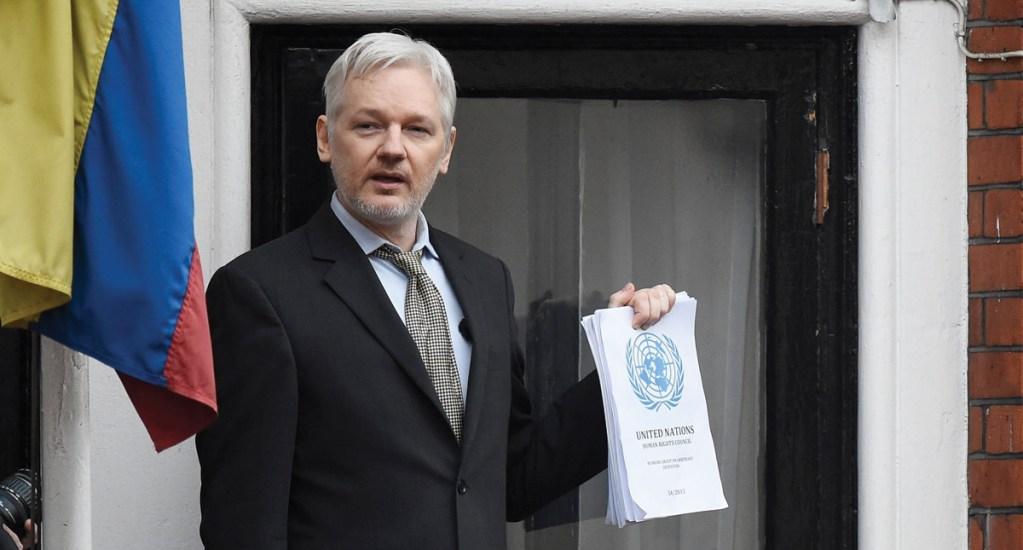 ONU advierte que Assange podría ser torturado si es extraditado a EE.UU. - Foto de EFE