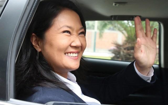 En agosto se definirá si se revierte condena de Keiko Fujimori - Foto de EFE