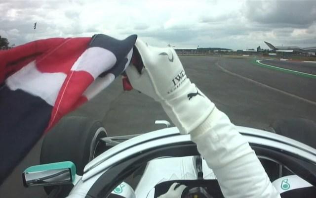 Hamilton domina Silverstone y gana el GP de GranBretaña - Fórmula uno