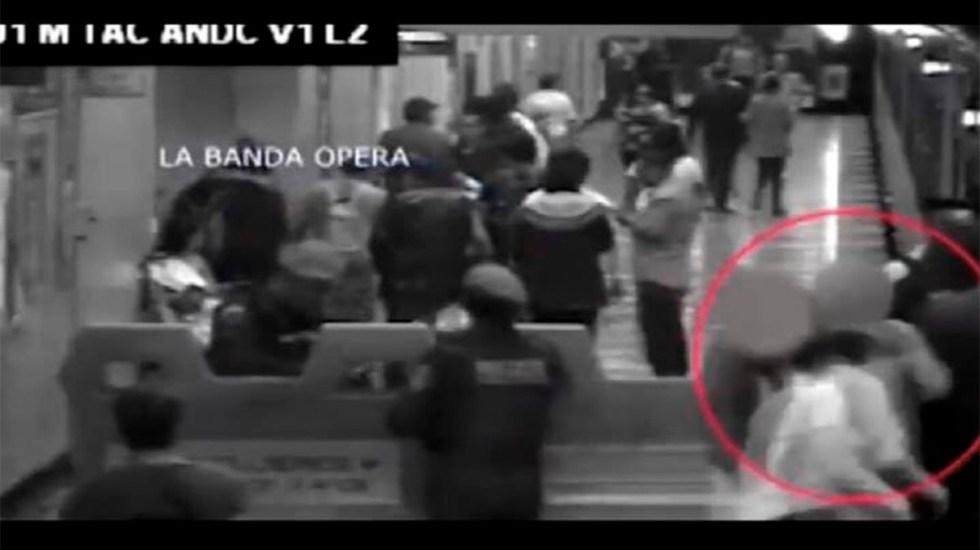 """Liberan al """"Chocorrol"""", líder de carteristas  en el Metro - liberan al chocorrol carteristas metro"""