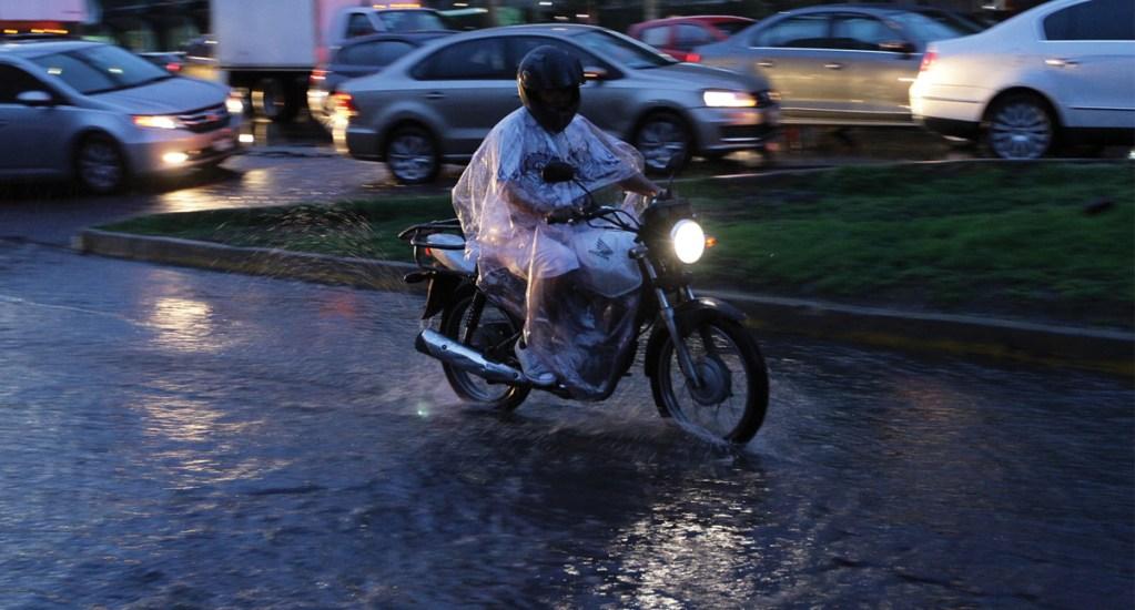 Activan alerta amarilla por lluvias en 10 alcaldías. Noticias en tiempo real
