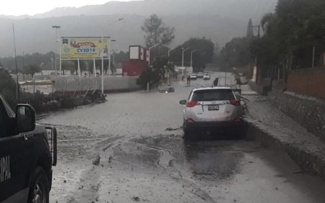 #Video Lluvias afectan nuevamente Tlajomulco de Zúñiga, Jalisco - Foto de Meganoticias GDL