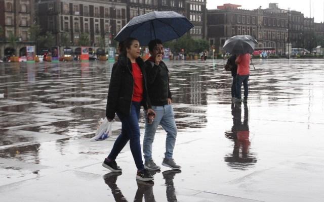 Pronostican lluvias en la mayor parte del país - Lluvias Ciudad de México lluvia tormenta precipitación