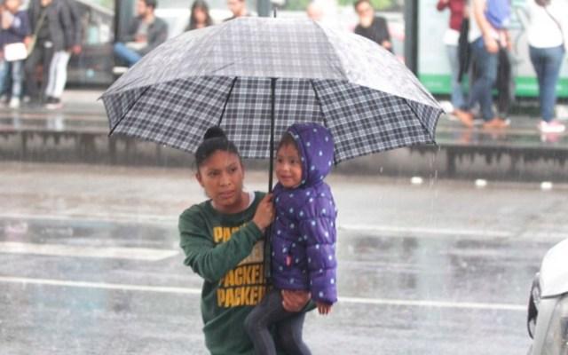 Lluvias afectarán a distintos estados del país este sábado - lluvias