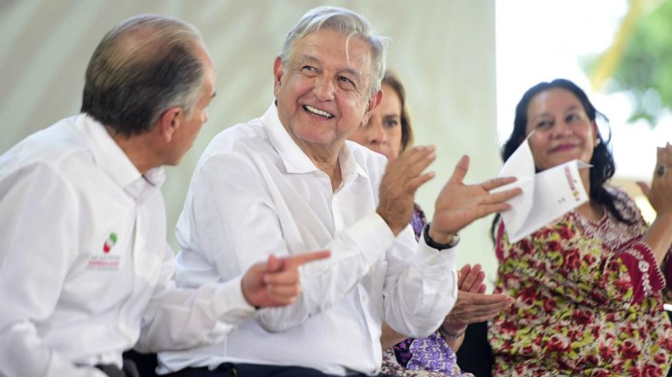 """Paisanos en Estados Unidos son """"héroes vivientes"""": López Obrador - Foto de López Obrador"""