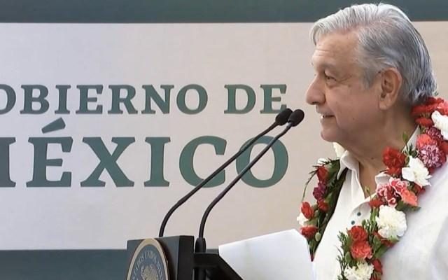 López Obrador celebra definición de empresas que construirán Dos Bocas - López Obrador Chiapas documento