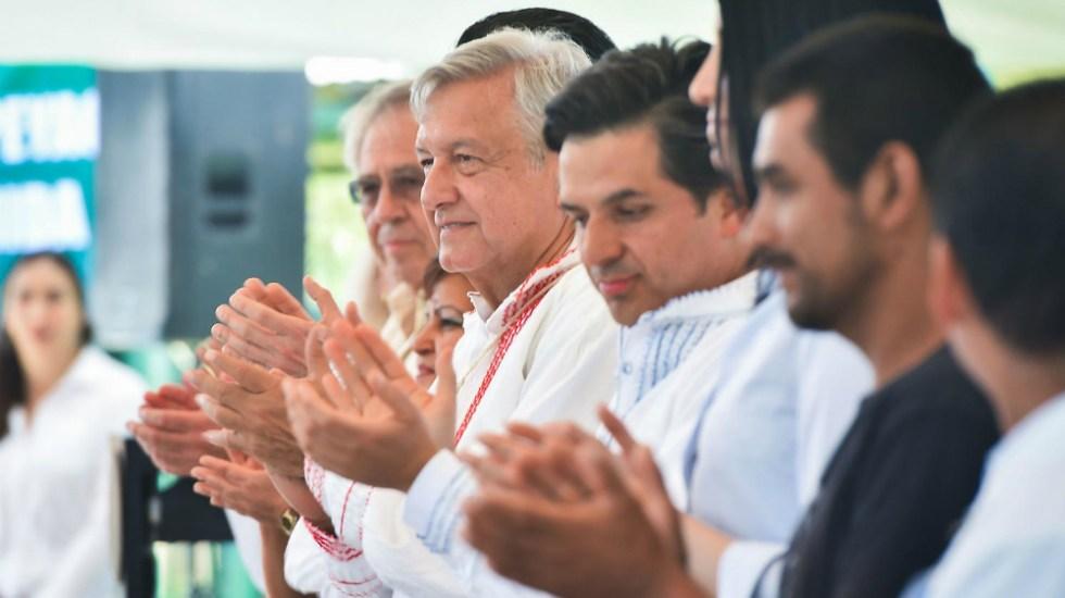Llama López Obrador al EZLN a la unidad en pro de México - Foto de LopezObrador.org