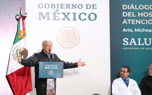 Reconoce López Obrador problema de inseguridad en Michoacán - lópez obrador inseguridad michoacán salud