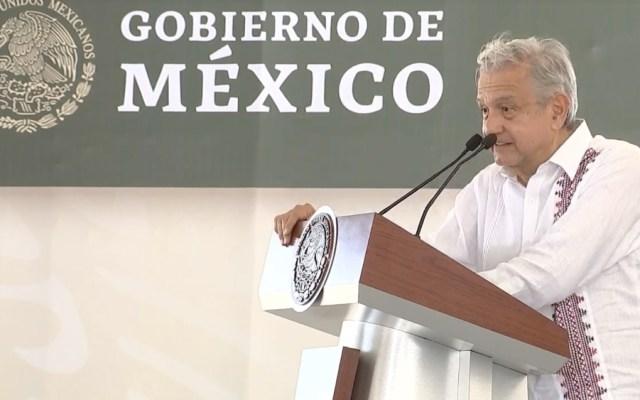 Competiremos con la delincuencia por los jóvenes: López Obrador - Foto de captura de pantalla