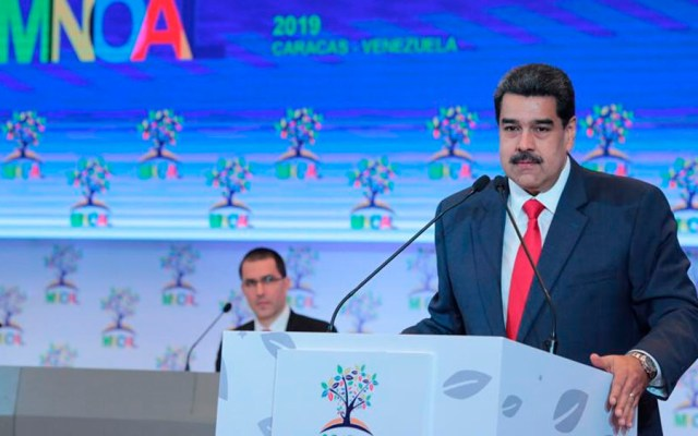 EE.UU. sanciona a tres hijastros de Maduro por corrupción - maduro