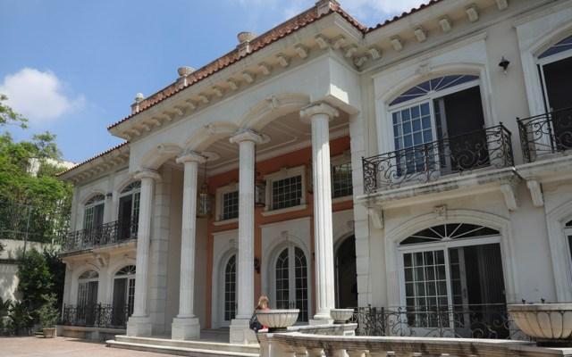 Así luce la mansión de Zhenli Ye Gon - zhenli
