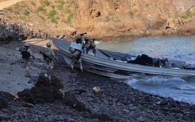 Ejército incauta dos toneladas de mariguana en Baja California - Ejército aseguramiento mariguana